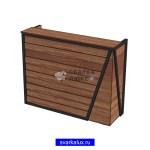 Стойка-ресепшн Reception Loft Лофт SLR002