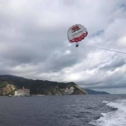 Flying high above Avalon