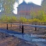 фундамент под дом Раменское и Москва