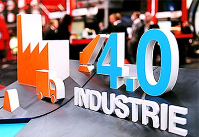 Digital Factory: Internationale Leitmesse für integrierte Prozesse und IT-Lösungen, Industrie 4.0