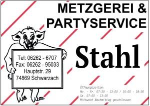 Metzgerei Stahl
