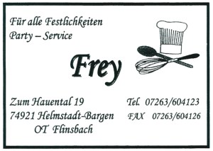 frey party