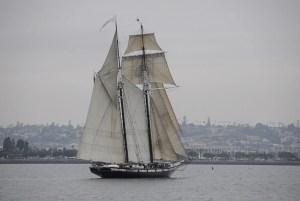"""Tall Ship """"Californian"""""""
