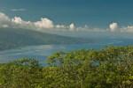 Tahiti Iti overlook to Tahiti Nui
