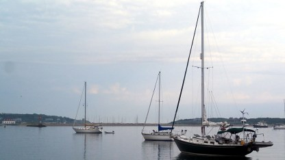 True serenity and quiet at Cuttyhunk