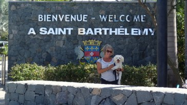 Yup, we're happy to be in St Barth
