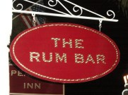 The Rum Bar at Speakeasy Inn