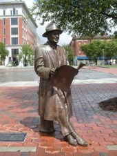 Johnny Mercer, Ellis Square