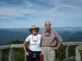 LS_20130905_112031 Lori N Mike atop Mt Pisgah