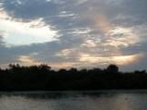 sunset at Cook Creek