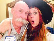 LT 20141207 Mike & Lady Aruna