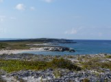 view to north, Great Guana Cay