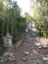 path to the Hermitage