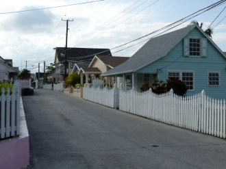 street in New Plymouth