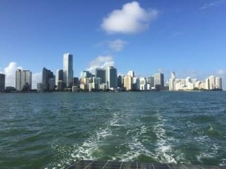 Miami in our wake