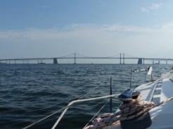 Chesapeake Bay Bridge, northbound