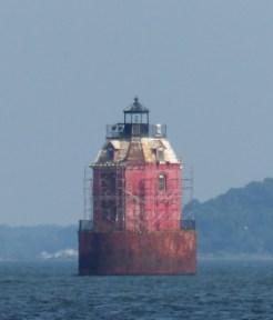 Sandy Point Shoal Light, Chesapeake Bay