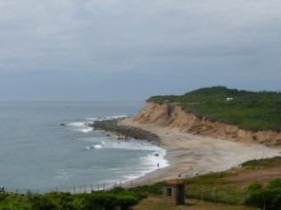 Montauk Light, view from the top