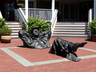 sculpture, Edgartown