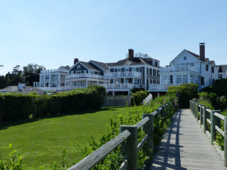 mansions of North Water St, Edgartown