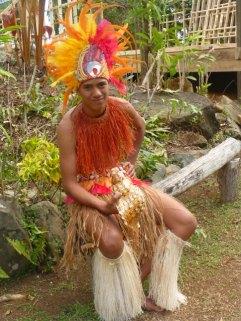 Dancer – at village