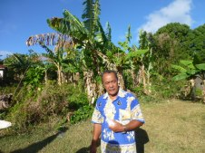 Guide at Lape Island