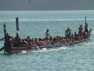 Waka Canoe