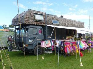 GYPSY VAN 5 – Skirts for sale.
