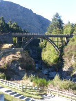 Canyon – This is the narrow canyon the Shotover boats shoot thru on the thrill ride.