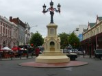 Whanganui - Downtown section of town