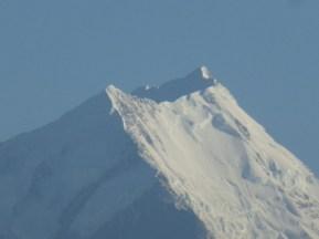 Top of Mt. Cook