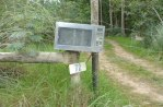 Mailbox 72 -I've seen similar usage, but this was convenient to stop for a picture