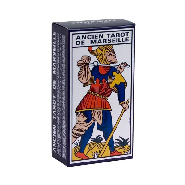 jeu de cartes tarot de marseille