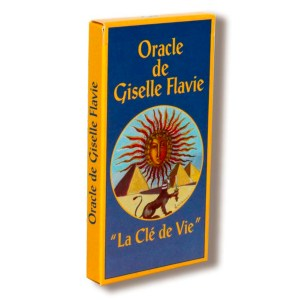 jeu carte oracle de Giselle Flavie