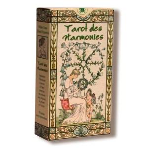 jeu cartes de tarot des harmonies