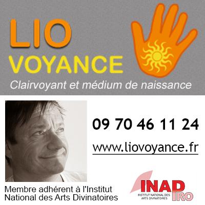 LIOVOYANCE – Lio médium clairvoyant (appel gratuit)