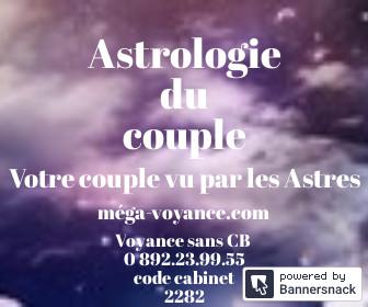 Astrologie du couple