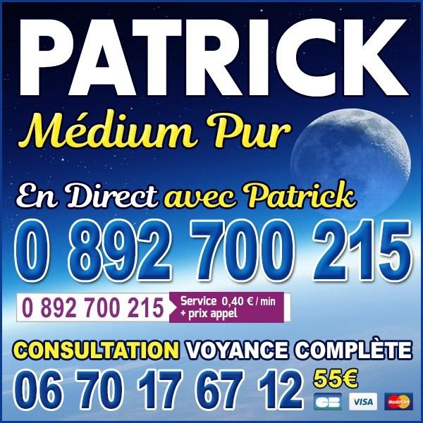 PATRICK MEDIUM PUR