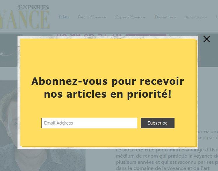 Experts-Voyance – votre magazine sur l'ésotérisme