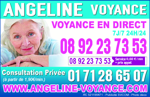 Voyance par téléphone 08 92 23 73 53 (0,60€/mn)
