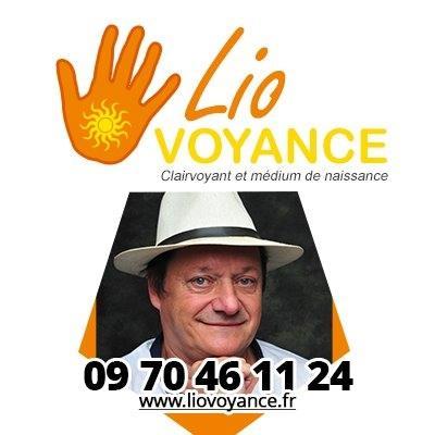 Lio Voyance, médium certifié, par téléphone sur Paris, Lyon, Marseille et toute la France