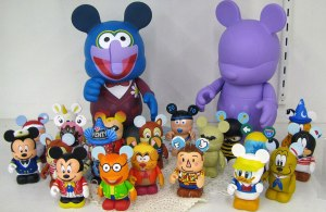Custom muppet characters for sale at St. Vincent de Paul's Fond du Lac.