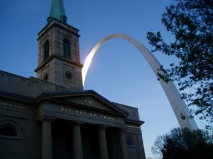 Cathedral arch 1-2