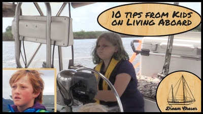 10 tips from a 12 year old live aboard - Feature Image