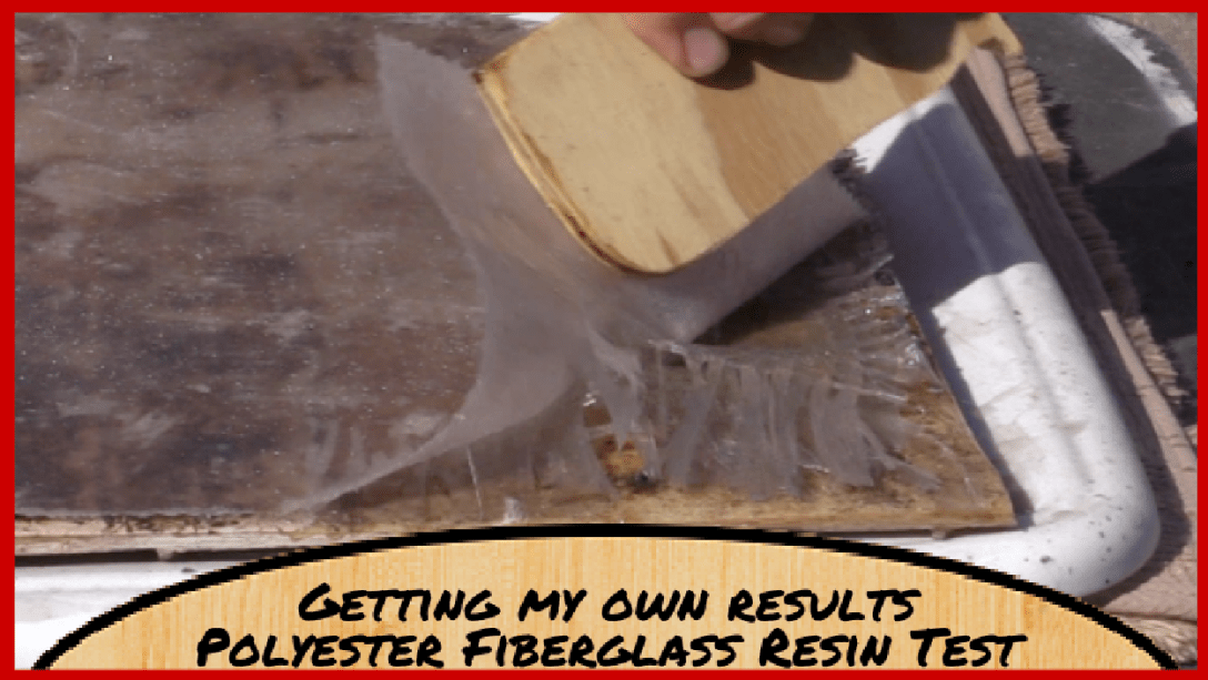 Featured Image - How to lay Fiberglass - Failed Test