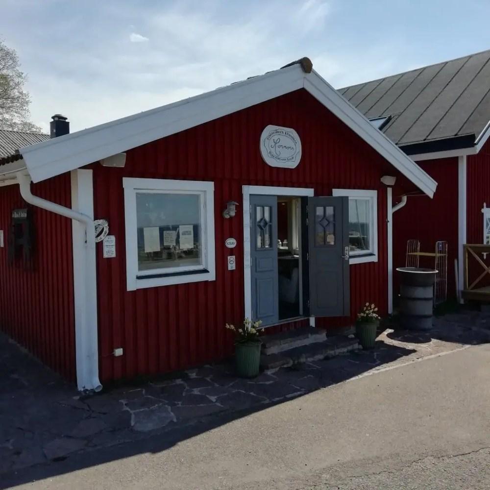Mormors bageri i Öland - Svea y Pablo