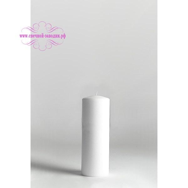 свеча цилиндр высотой 13 см
