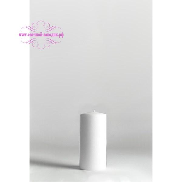свеча цилиндр высотой 8 см