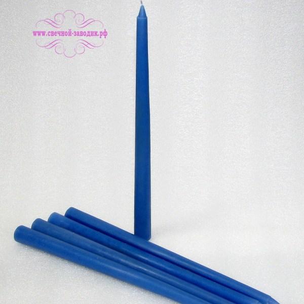 синяя свеча античная
