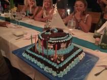 Very Special Birthday Cake